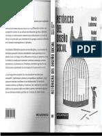 Retóricas del diseño social - María Ledesma y Mabel López