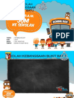 Buku Program Jom Ke Sekolah Jom Ke Sekolah