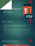 2 - HTML5