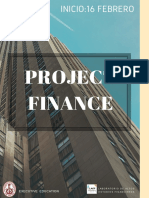 Project Finance FIEECS UNI