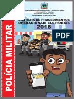 Cartilha Eleitoral PMPB 2018
