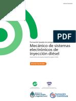 DC MANTENIMIENTO de AUTOMOTORES Mecanico de Sistemas Electronicos de Inyeccion Diesel