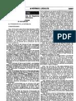 D. S. Nº 043-2006-AG[1]
