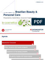 Brazil Beauty Sector