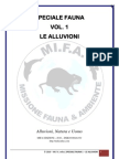 Speciale Fauna 1 - LE ALLUVIONI
