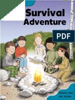 Survival Adventure Oxford Reading Tree Children's Literature (RL 2; 1386 Words)