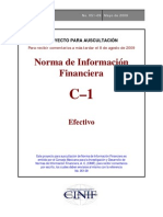 4A11B3C1 CONLAE Nif c 1 Efectivo Proyecto Para Auscultacion