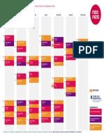 Planning Cours Neoness République