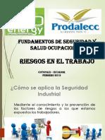 Charla Sso Prodalecc 2019