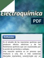 Factores Que Influyen El Proceso Electrolitico