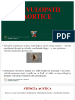 Valvulopatiile Aortice curs 2018.pptx