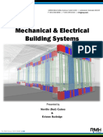 Mechanical & Electrical Building Systems