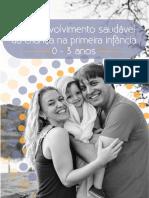 E-book Desenvolvimento Saudavel Da Crianca 0-3