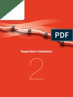 Anuario Estadistico 2009 Ministerio Interior (Seguridad ciudadana)