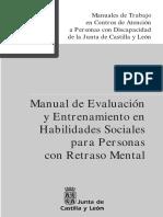 Manual Entrenamiento HS JCYL