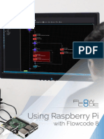 Using Raspberry Pi With Flowcode 8