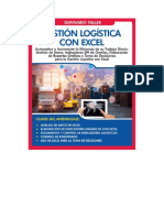 Manual Gestion Logistica Con Excel