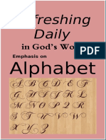 The Alphabet - March 2019