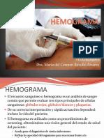 Practica 4 Hemograma