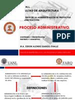 Procesos de Administracion de Proyectos