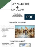 AREQUIPA Y EL BARRIO DE.pptx