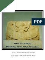 Afrodita (Venus). Diosa del Amor y la Belleza