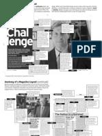 Anatomy of a Magazine layout