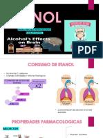 ETANOL (Farmacologia)