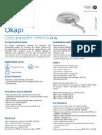 Okapi Gen2 Datasheet En