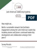 LALA Presentation