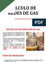 Calculo de Redes de Gas