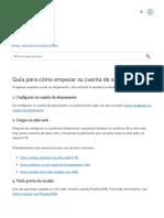 Guía Para Cómo Empezar Su Cuenta de Alojamiento. _ Web Hosting y Hosting Clásico - Ayuda de GoDaddy MX
