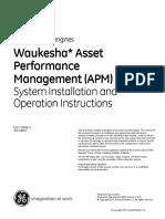 Waukesha Asset Performance Management (APM)