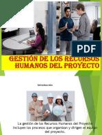 Gestión de Los Recursos Humanos