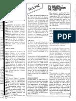 Girasol y Producción de Aceites