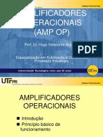 4- Amplificadores Operacionais.pdf