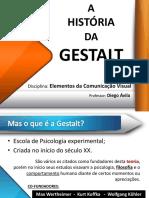 A História da Gestalt