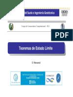 03 - Teorema Del Estado Límite - Diego Manzanal