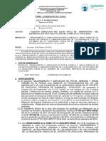 INFORME Nº15 FEBRERO 2019 - AMPLIACION DE SALDO PRESUPUESTAL.docx