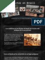 Conflictos armados en Brasil