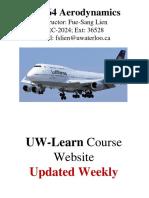 Week1 Learn (ME564)