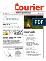 March 2019 Courier