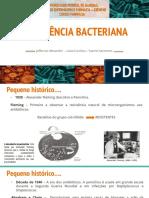 RESISTÊNCIA BACTERIANA AOS ANTIBIÓTICOS (4)
