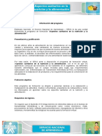 Informacion_programa Nutricion Alimentaria Sena