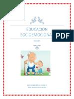 educacion socioemocional 5TO GRADO