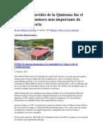 Alberto Benavides de La Quintana Fue El Empresario Minero Más Importante de Nuestra Historia