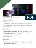 Screen Cultures Spring 2019 Syllabus