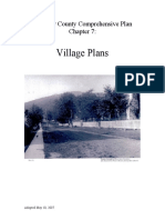 Fauquier County Village Plans