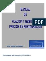 MANUAL DE FIJACION DE PRECIOS EN RESTAURANTES.pdf