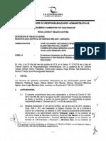 Resolución N° 098-2015-CG-TSRA